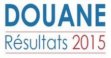 Résultat DOUANE 2015