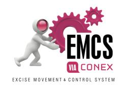 EMCS VIA CONEX