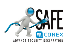 SAFE VIA CONEX